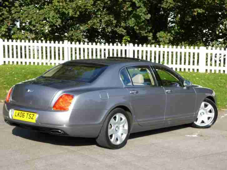 0 BENTLEY CONTINENTAL FLYING SPUR FLYING SPUR + LOW MILEAGE +