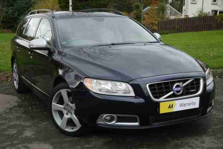 £0 DEPOSIT FINANCE Volvo V70 2.0 D 136 R Design SE 1 OWNER FULL VOLVO HIST