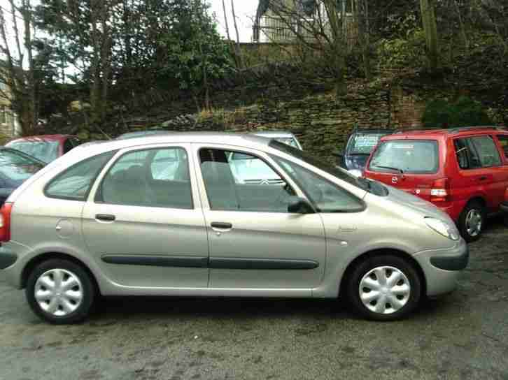 02 Xsara Picasso 1.6i LX~1own~Long