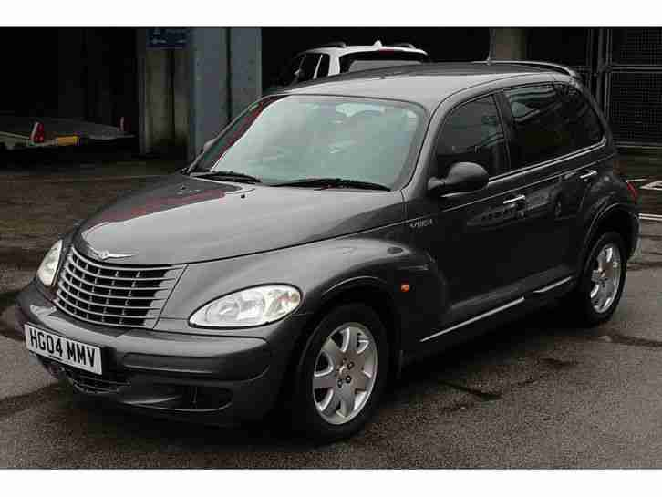 04/04 CHRYSLER PT CRUISER 2.0 SPORT~ONLY 45000 MLS~MET GREY~LOVELY CONDITION~