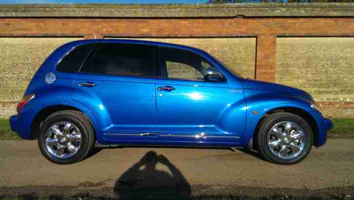 04 04 PT CRUISER 2.2 CRD LIMITED