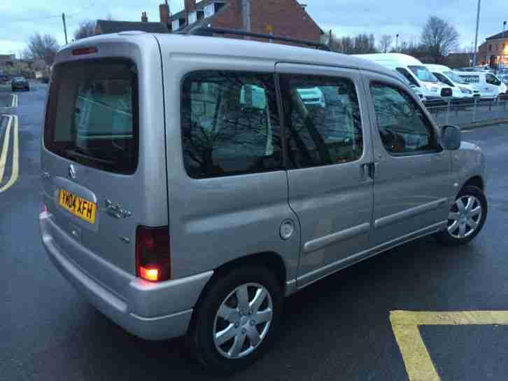 04 04 Citroen Berlingo 2.0HDi 90 Multispace Desire DIESEL HATCH**2 OWNERS**