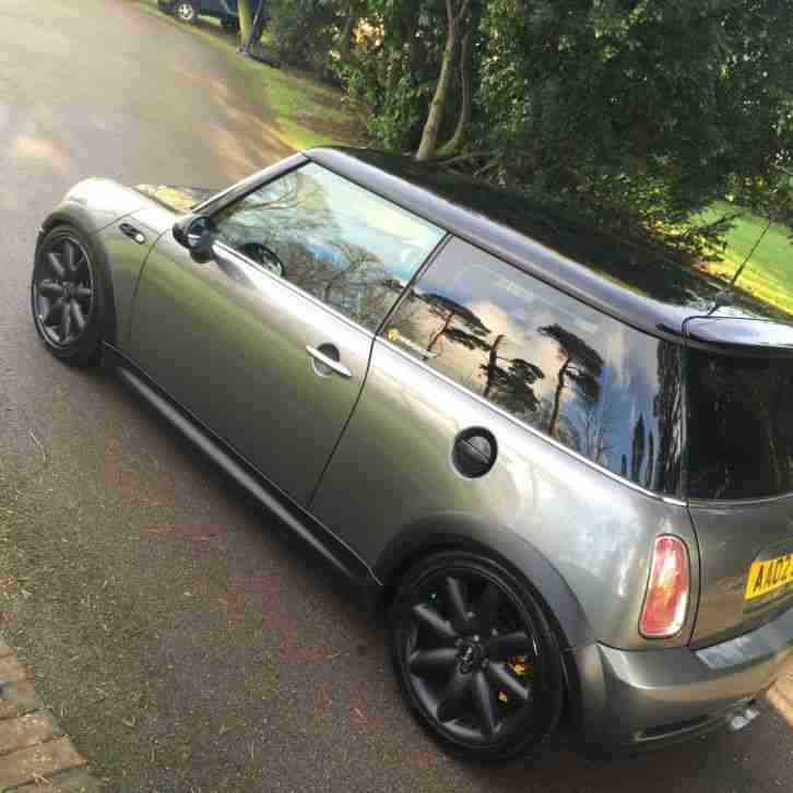 Mini 04 Cooper S R53 Fitted With Jcw Kit Reduced Quick Sale Needed
