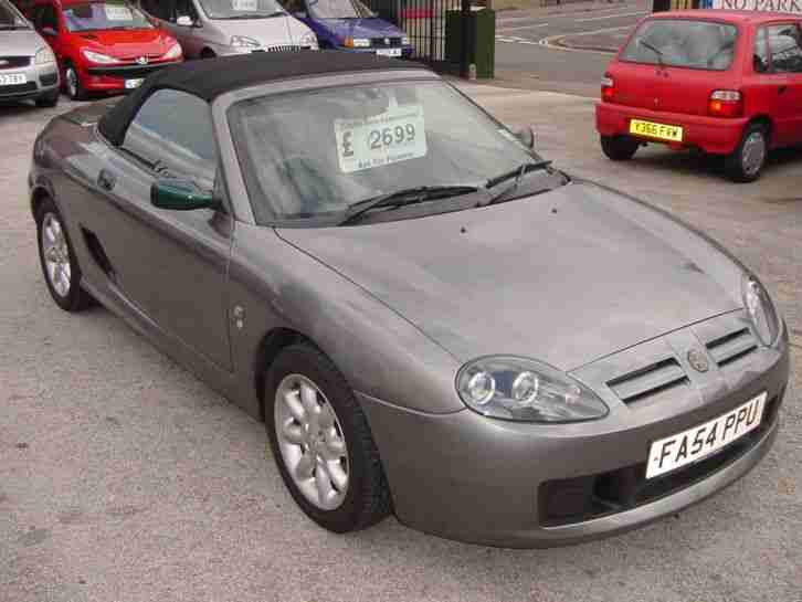 05 54 TF 1.6 115 Petrol 2dr Convertible