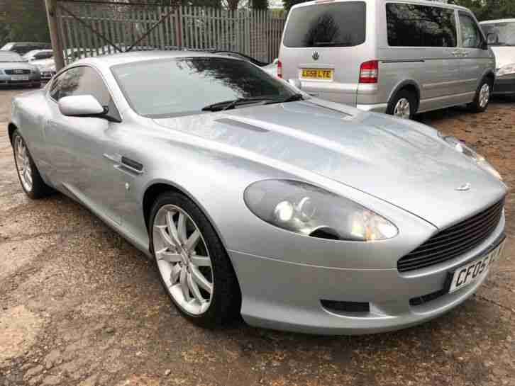 05 DB9 5.9 V12 COUPE STUNNING