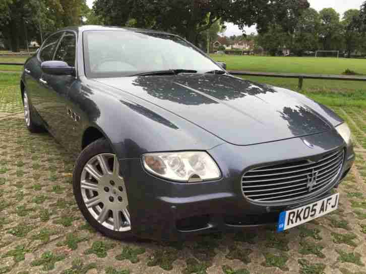Maserati 4200. Maserati car from United Kingdom