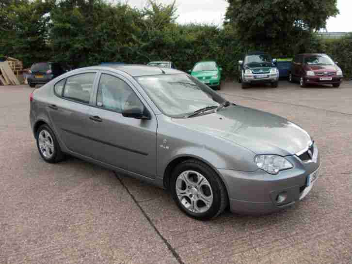 05 Proton Gen 2 1.6 GLS 1 family owner 74k mls tidy private plate valued at £800