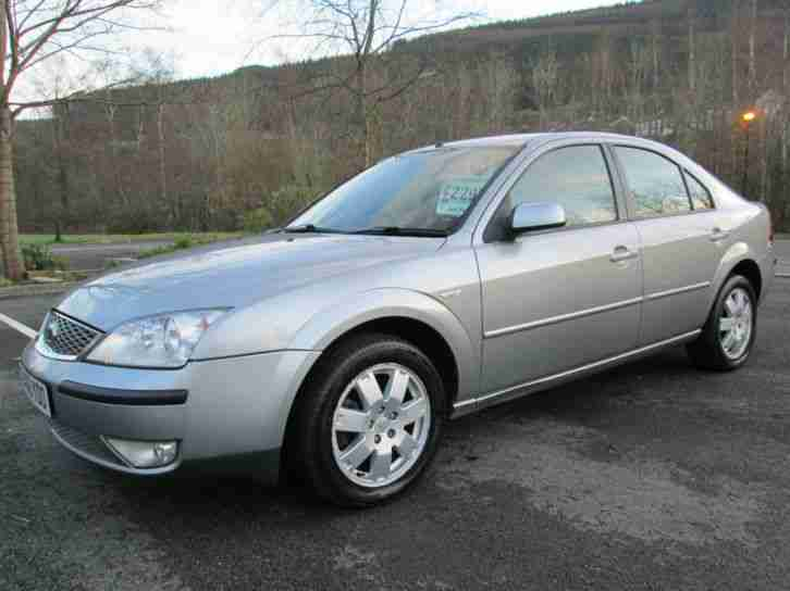 06 06 MONDEO 2.0 TDCI ZETEC (6 SPEED)