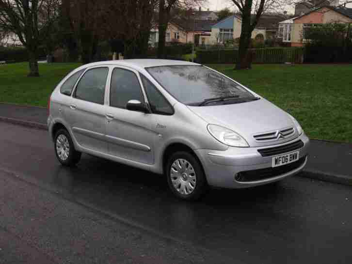 06(06) ONE OWNER Xsara Picasso 1.6i