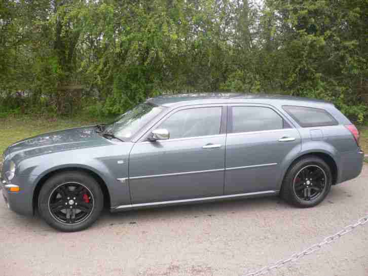 06 56 Chrysler 300C 3.0CRD ESTATE AUTO FULL LEATHER
