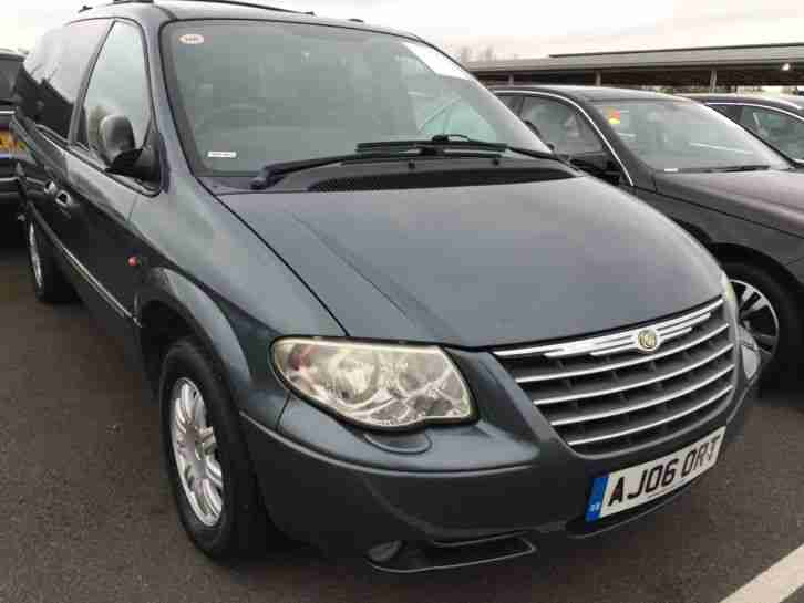 06 GRAND VOYAGER 2.8 CRD LTD XS 7