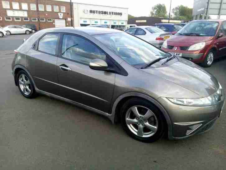 (06) Honda civic 1.8 automatic MOT may 2019 only 44,000 miles service histor