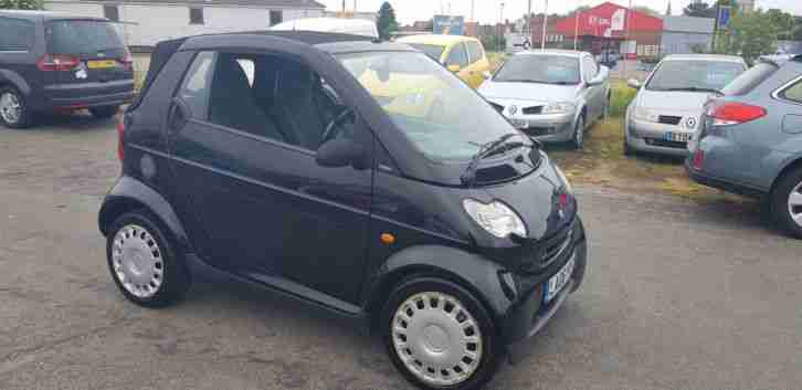 06 0.7 Fortwo Pure CONVERTIBLE