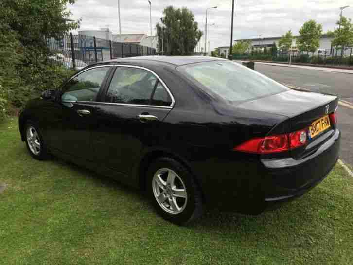 07 /07 HONDA ACCORD 2.0 VETEC SE 6 MTHS WARRANTY & BREAKDOWN COVER