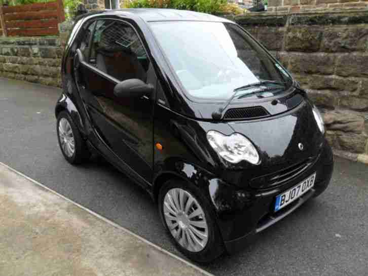07 07 SMART CAR FOUR TWO 50 PURE-55,000 MILES-FSH-MERCEDES+1 OWNER-GREAT CAR++