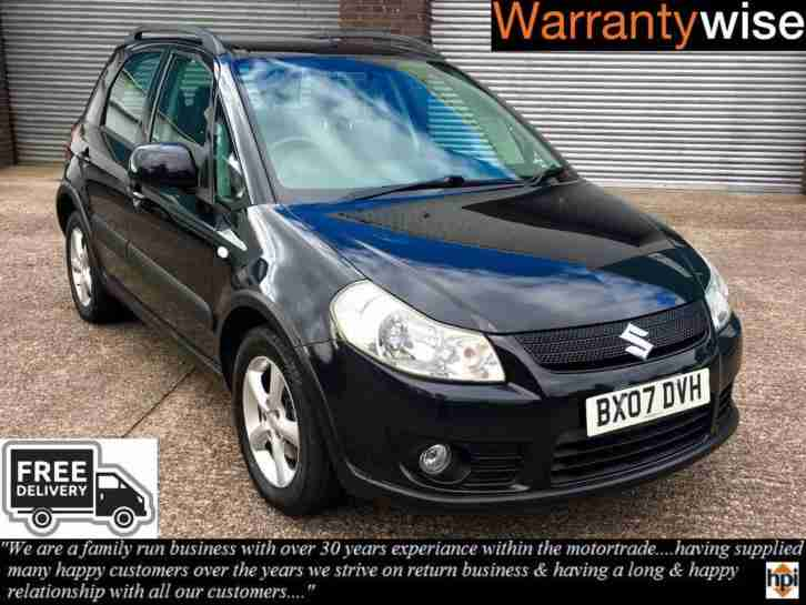 07 07 SX4 1.6 GLX Top Spec (Free