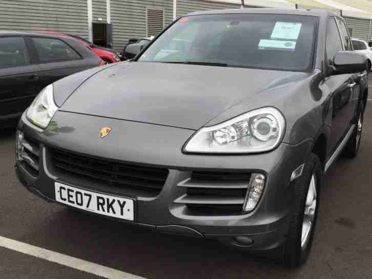 07 CAYENNE 3.6 V6 FULL LEATHER, SAT
