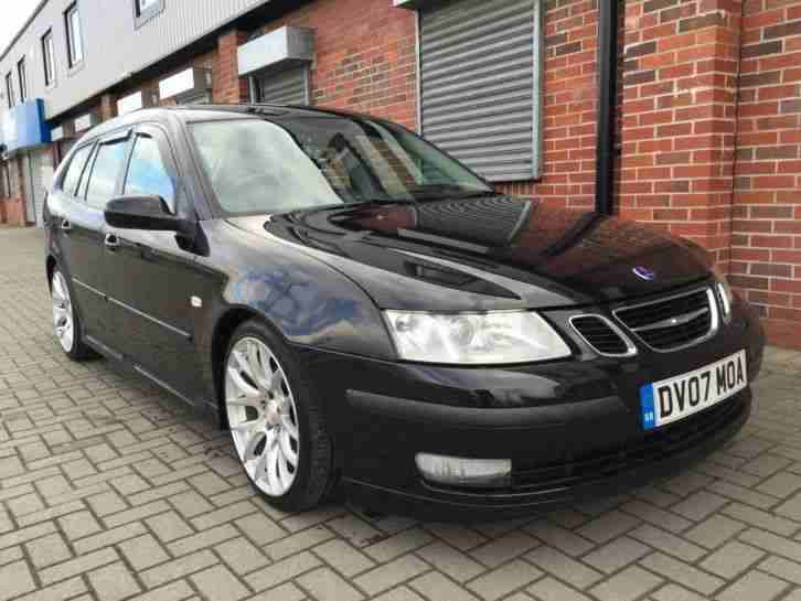 07 REG SAAB 9-3 VECTOR SPORT 1.9 TiD 120ps 5 DOOR ESTATE