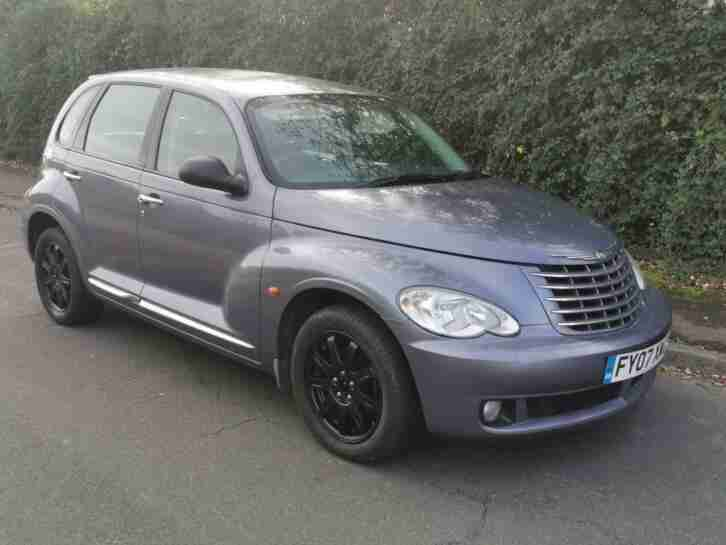 07plate Chrysler PT Cruiser 2.4 Limited SHOWROOM CONDITION HPI CLEAR LEATHER