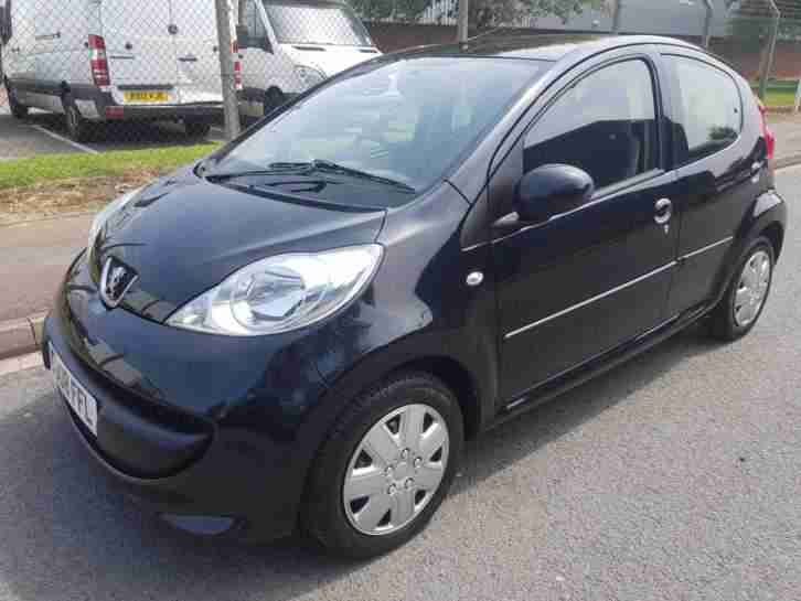 08 PEUGEOT 107 5 DOOR 5 SPEED MANUAL SERVICE
