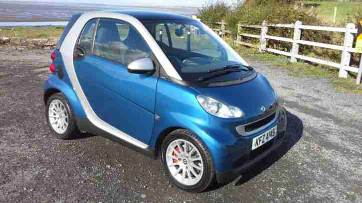 09 ForTwo Passion Mhd 37k miles Service