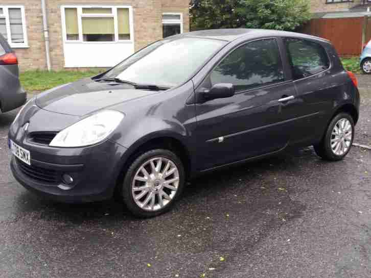 1.2 RENAULT CLIO 2008 YEAR PETROL MANUAL 92000 MILE TILL MOT 1 3 2019 HISTORY