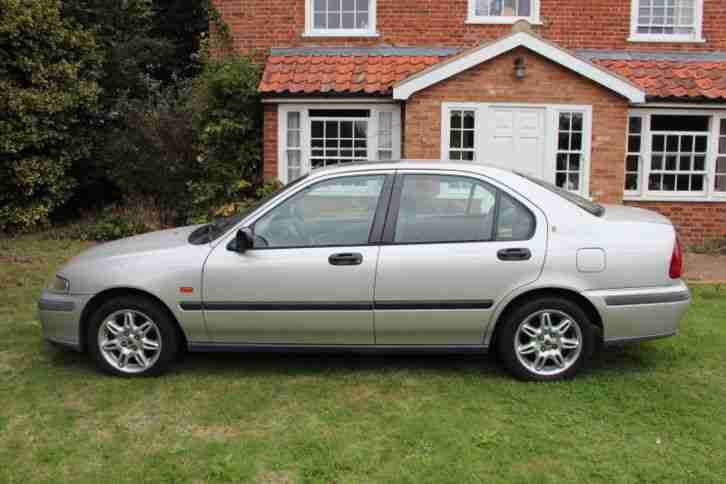 1.6 AUTOMATIC Small Family Car. Rover 416SLi 72K miles, New MOT,HONDA Engine/box
