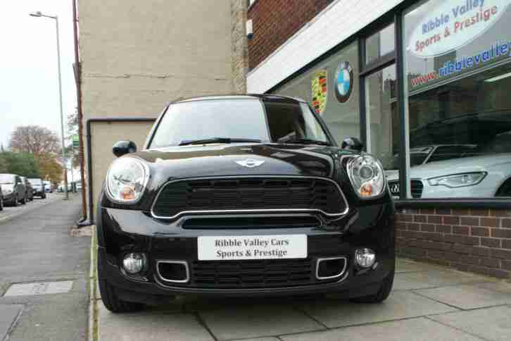 11/61 MINI COUNTRYMAN 1.6 COOPER S 184BHP ALL4 1 OWNER CHILLI PACK/ SOLD