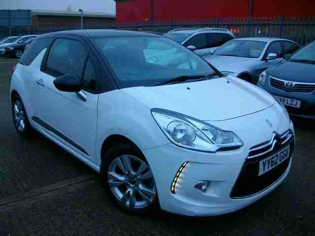12 62 DS3 1.6e HDi DStyle 1 Owner
