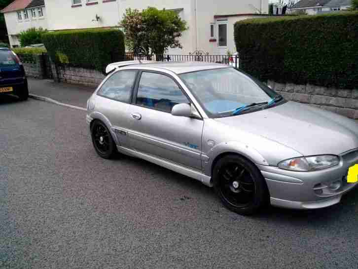 12 MONTHS MOT - ABSOLUTELY RARE ONE OFF VIBE LOTUS PROTON SATRIA GTI 1999