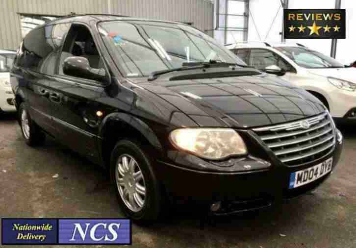 2004 Grand Voyager 2.8CRD Auto