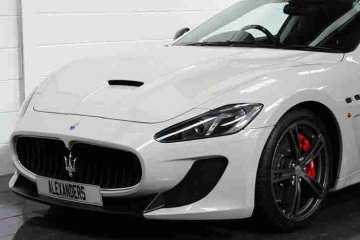 maserati 15 15 granturismo 4 7 v8 mc stradale centennial. Black Bedroom Furniture Sets. Home Design Ideas