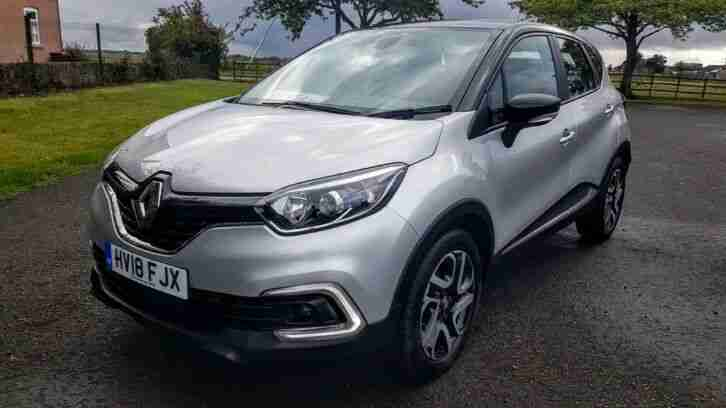 18 PLATE Renault Captur DYNAMIQUE Nav .09 TCE (s s) 5dr, Immaculate!!