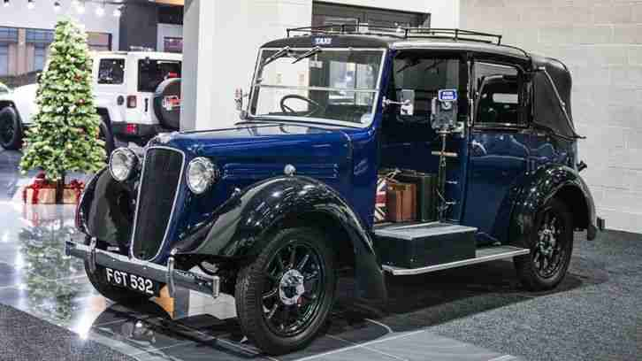 AUSTIN 12. Other car from United Kingdom