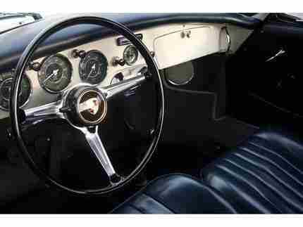 1962 PORSCHE CLASSIC 356 SUPER 90 MANUAL 2-DOOR COUPE