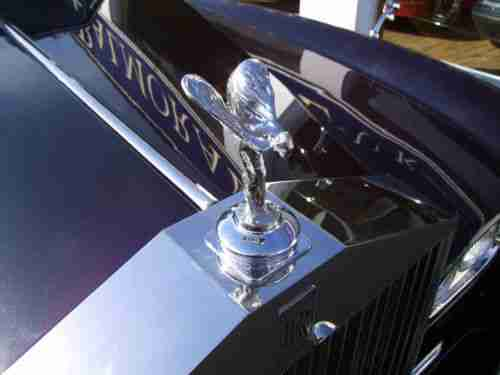 1964 Rolls-Royce Phantom V, Midnight Blue