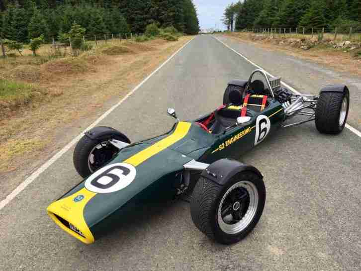 1967 S2 49 Colin Chapmans iconic