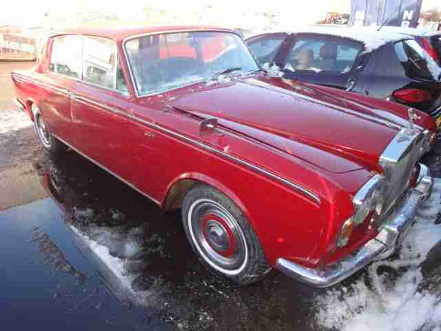 1968 ROLL ROYCE Silver Shadow 6.8 NO RESERVE