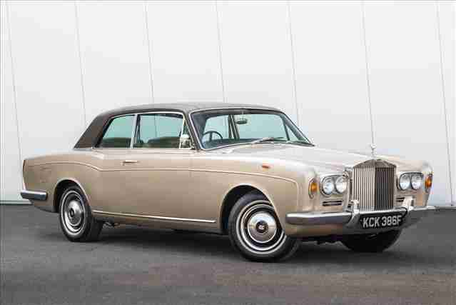 1968 ROLLS-ROYCE Silver Shadow Saloon