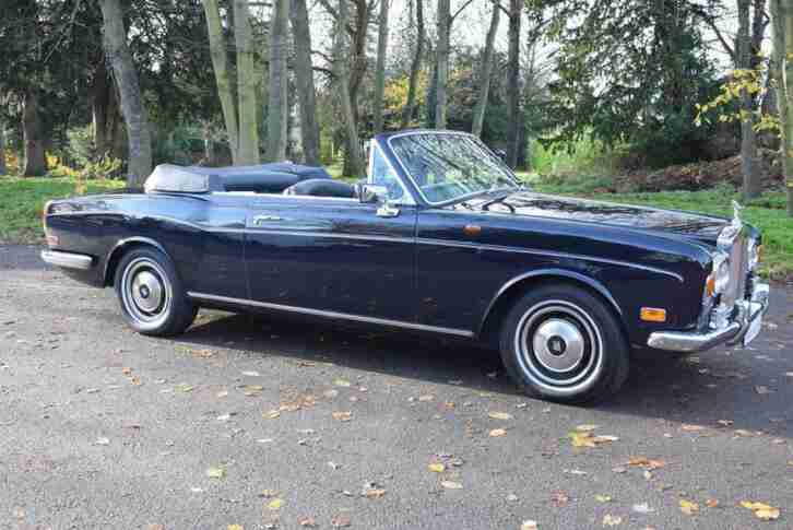 1969 MPW Convertible in Oxford