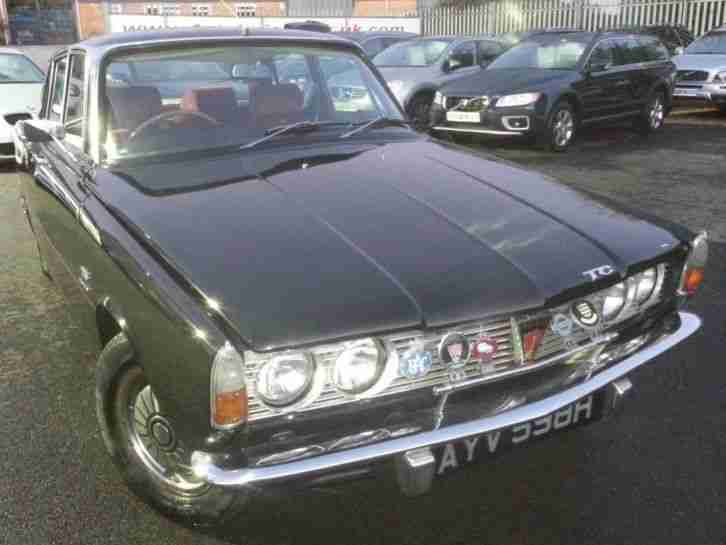 1970 ROVER UNLISTED 2000 TC VERY RARE AND IN VERY GOOD CONDITION FOR AGE SALOO