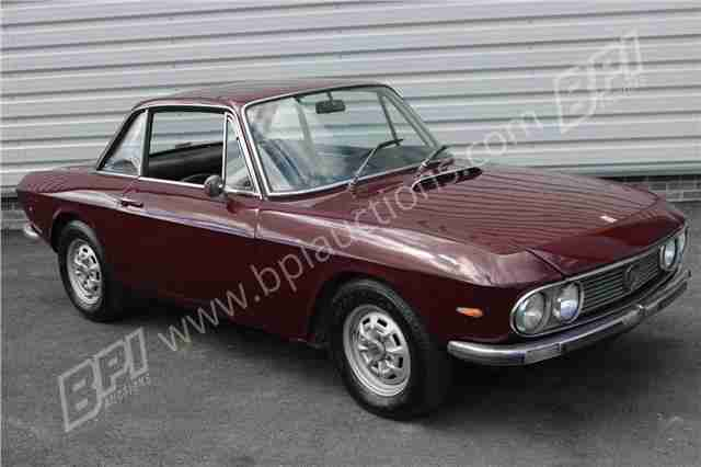 Lancia Fulvia. Lancia car from United Kingdom