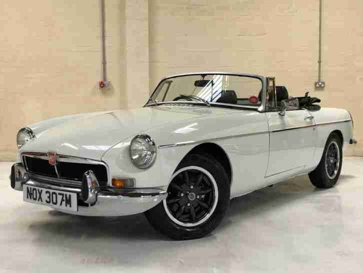 Mgb roadster. Rover car from United Kingdom