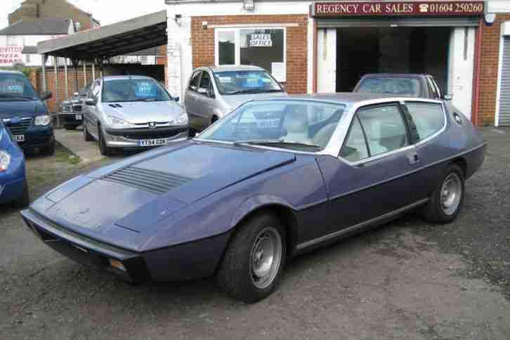 Lotus 1975 Elite 501 Car For Sale