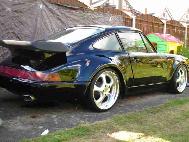 porsche 1975 911 3 2 turbo body spent 000 s over the years car for sale. Black Bedroom Furniture Sets. Home Design Ideas