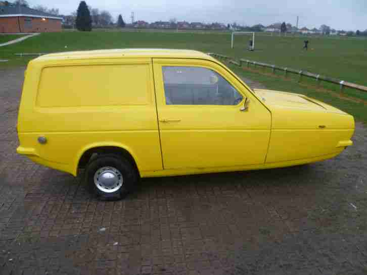 Reliant Robin Great Used Cars Portal For Sale