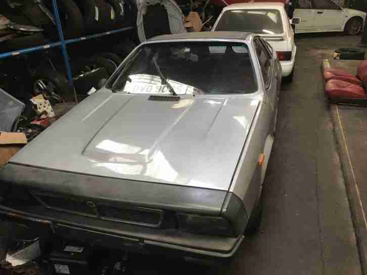 1977 BETA MONTECARLO SILVER spares or
