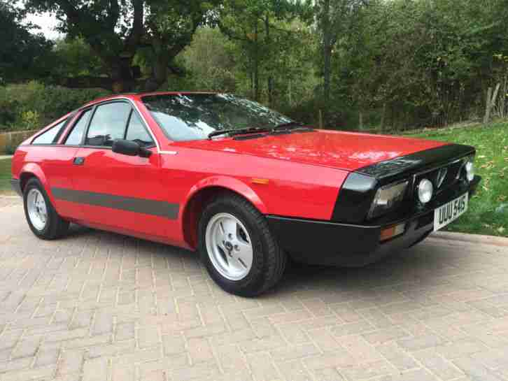 Lancia Montecarlo. Lancia car from United Kingdom