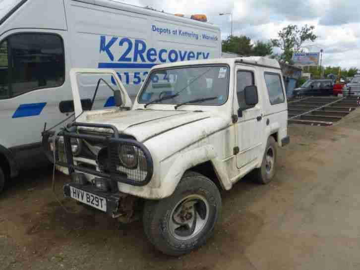 Daihatsu T JEEP 2500CC DIESEL WITH PLASTIC BODY IDEAL PROJECT SPARES