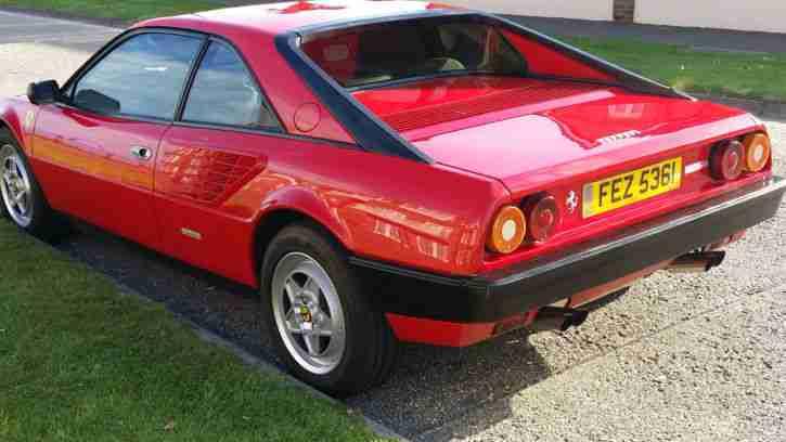 ferrari 1981 mondial 8 coupe v8 3l petrol car for sale. Black Bedroom Furniture Sets. Home Design Ideas